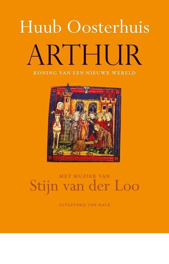 Arthur boekomslag
