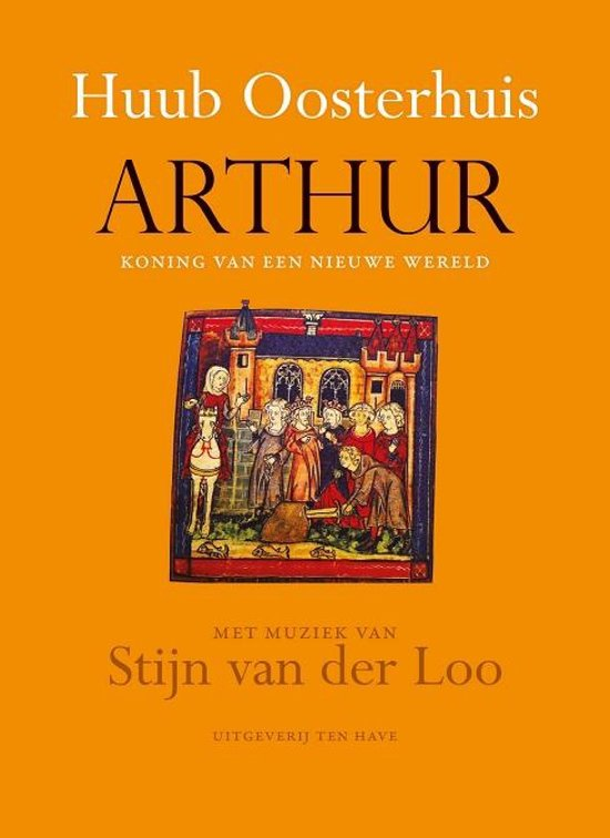 Artur boekomslag